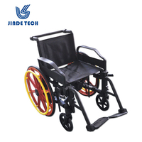 Non-magnetic wheelchair